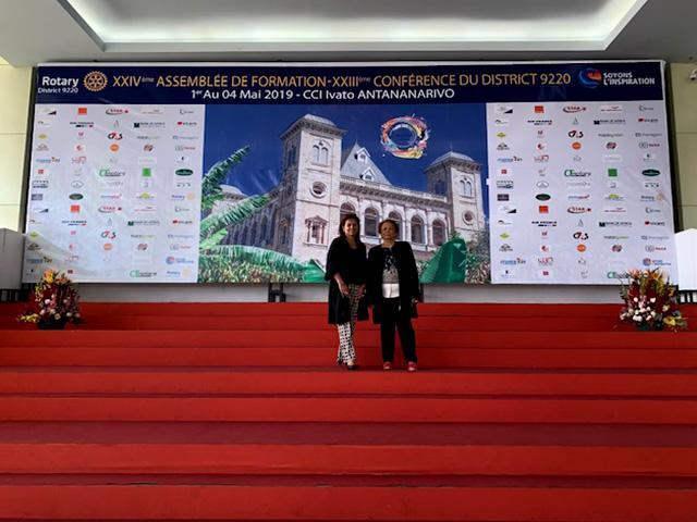 rotary tsimoka2 - XXIIIeme Conférence du District 9220 - Rotary International